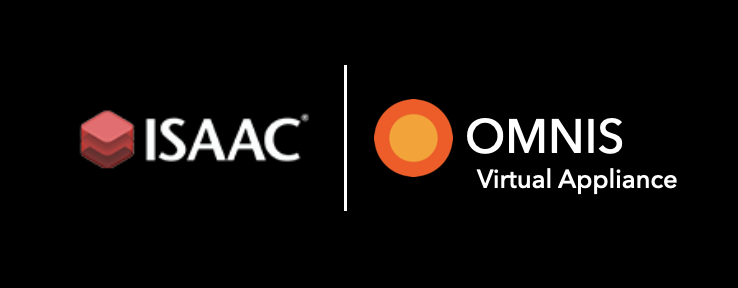 OMNIS Virtual Appliance on ISAAC Platform